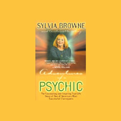 Adventures of a Psychic audiobook cover art