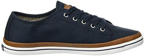 Tommy Hilfiger Damen Sneaker, Blau - 6