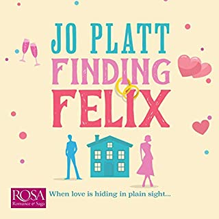 Finding Felix                   By:                                                                                                                                 Jo Platt                               Narrated by:                                                                                                                                 Charlotte Worthing,                                                                                        Alexander Stutt                      Length: 9 hrs and 4 mins     5 ratings     Overall 4.6