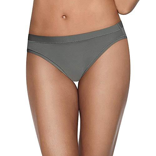 Hanes Women's Ultimate Cool Comfort Bikini Panty 4-Pack