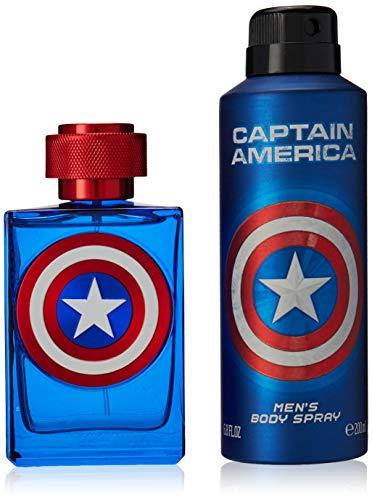 Colonia para niños Capitán América