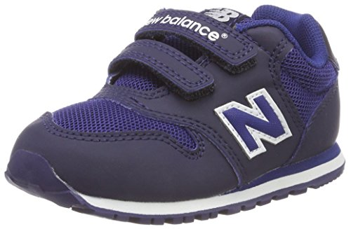 New Balance 500, Zapatillas Unisex Niños, Azul (Navy/Blue BB), 20 EU