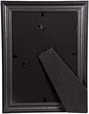 Special Moments Black Picture Frame with Silver Trim, 8x10 in.