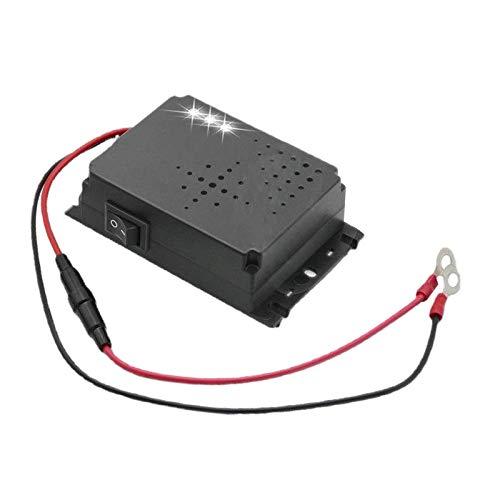 Fenteer Coche vehículo ratón ultrasónico Animal repelente de plagas repelente 12V, proteger piezas de automóviles