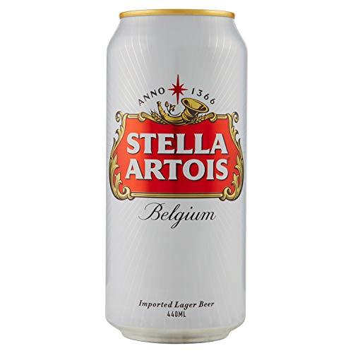 Stella Artois Birra Lager - 440 ml