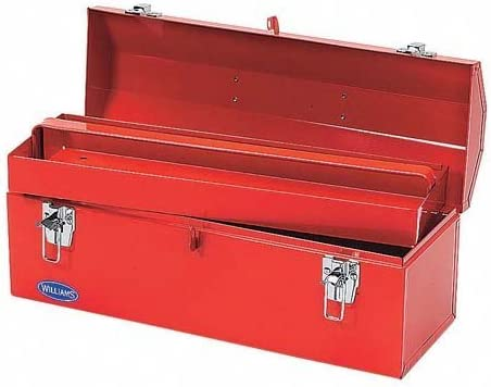 Williams New York Super sale period limited Mall TB-6220A Hip 20-Inch Toolbox Roof