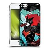 Head Case Designs sous Licence Officielle Batman DC Comics # 9 Nouvelle 52 Couverture Batwoman Coque Dure pour l'arrière Compatible avec Apple iPhone 5 / iPhone 5s / iPhone Se 2016