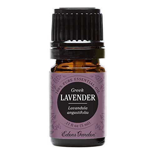 Edens Garden Lavender Greek Essential Oil, 100% Pure Therapeutic Grade 5 ml