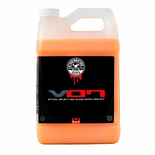 Chemical Guys WAC_808 Hybrid V7 High Gloss Spray Sealant & Quick Detailer, 1 gal