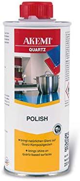 Akemi Quartz At the unisex price Polish 250ml -