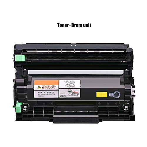 SSBY para Brother Compatible Toner Cartridge TN2420 TN2410, Adecuado para Brother MFC-L2750DW MFC-L2730DW MFC-L2710DW HL-L2350DW HL-L2310 DCP-L2530DW Impresora-Toner+Drum Unit