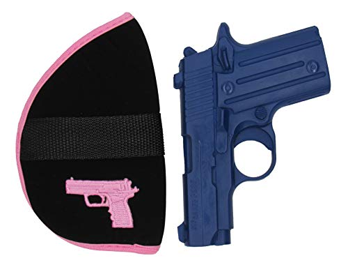 KING HOLSTER Concealed Pocket Purse Gun Holster for Women fits Small 380 Pistols