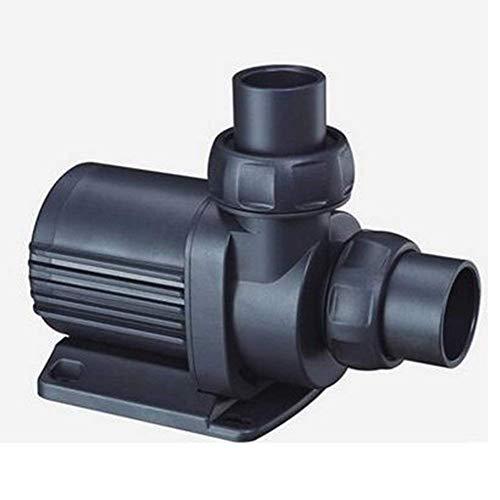 L&WB Wasserpumpe mit Variabler Frequenz für das Aquarium, Einstellgerät für Externe Anzeige, Sinus-Wellen-Technologie,10000L/H