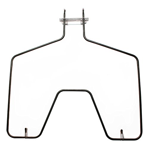 Replacement WB44T10010 Oven Heating Element for General Electric - Compatible with General Electric JBS55DM2WW, JBS55DM2BB, JBP23DN1WW, JBP62DM2WW, JBP64BB4WH