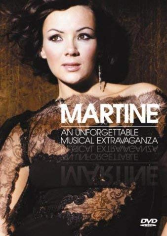 Martine Sings the Musicals [Italia] [DVD]