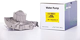 Parts-mall Water Pump for Chevy Chevrolet Spark Daewoo Matiz Tico Damaz Genuine Part: