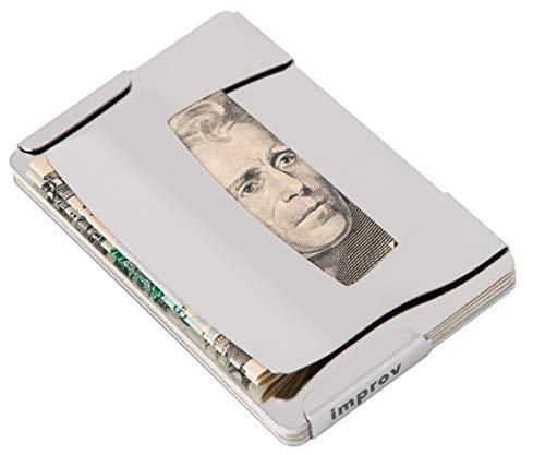 Improv Stainless Steel Wallet