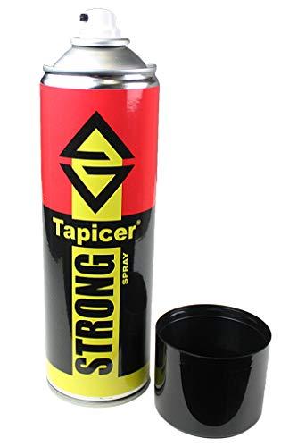 Kraftsprühkleber STRONG Polsterkleber Kleber Kontaktkleber Schaumstoffkleber 500ml (stoff, filz)