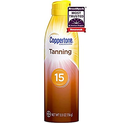 Coppertone Tanning Dry Oil