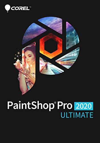 PaintShop Pro 2020 ML | Ultimate | 1 Benutzer | PC | PC Aktivierungscode per Email