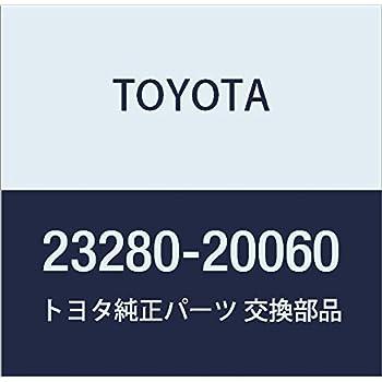 For Toyota Genuine Fuel Injection Pressure Regulator 2328021010