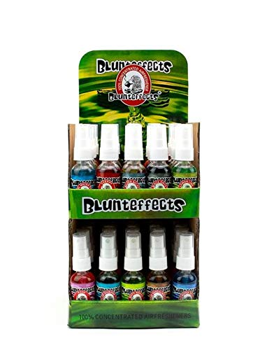 Blunteffects Air Freshener Display (50 Count)