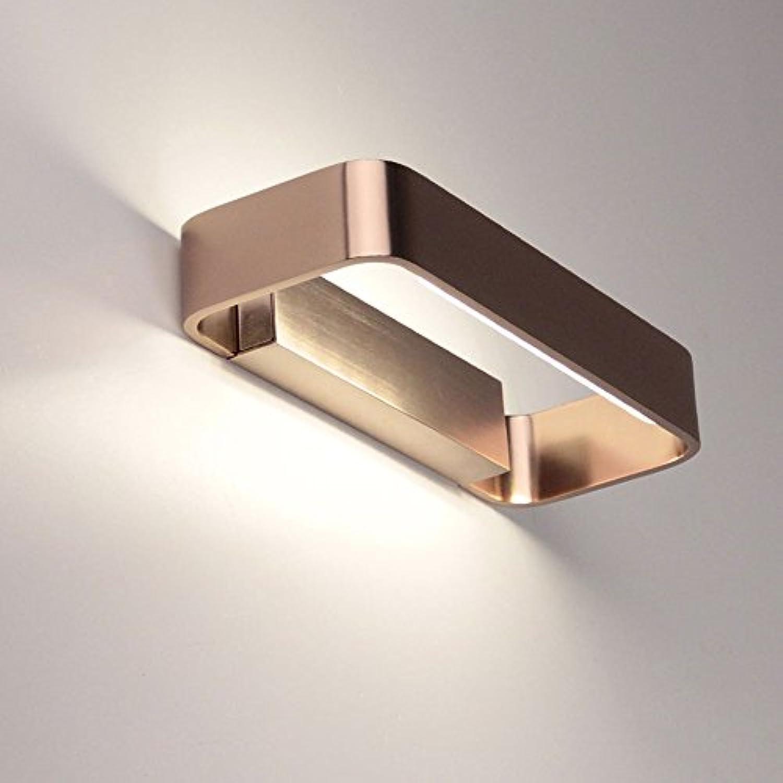 LICHT-TREND Vilou   LED Wandlampe   810 Lumen   Kupfer, bronze