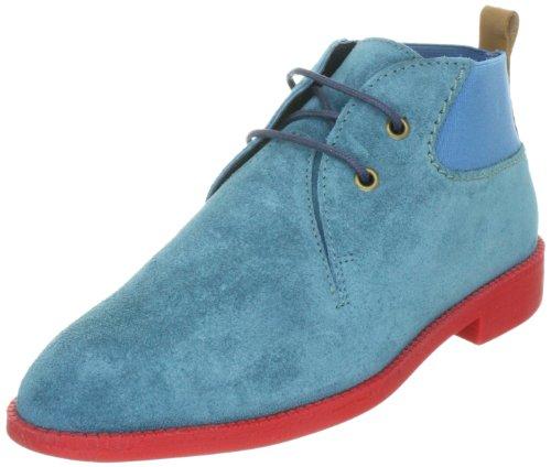 Swear London VIENNETTA4, Damen Stiefel, Blau (BLUE SUEDE), EU 39