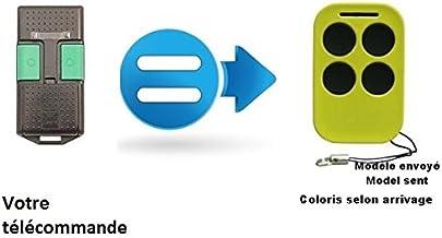 Afstandsbediening Clone voor Cardin S476-TX2, 433,92 MHz, garagedeur/gratis verzending