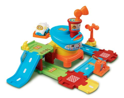 VTech Baby Piep-Piep bestuurder, luchthavens.