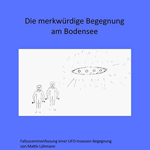 Die merkwürdige Begegnung am Bodensee Titelbild