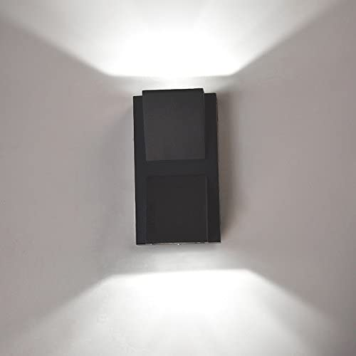 BRILLRAYDO 6W LED Outdoor Exterior Wall Clearance SALE Limited time Step Fixtu Down Light online shopping UP