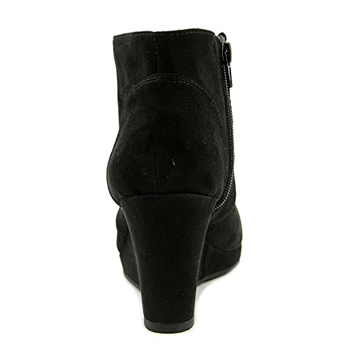 Price comparison product image Style & Co. Womens Alaisi Closed Toe Ankle Fashion Boots,  Black,  Size 5.5 Cmql