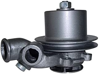 Complete Tractor 1206-6204P Water Pump For Massey FERGUSON Tractor 375 383 Others -3637468M91 4222002M91, 1 Pack