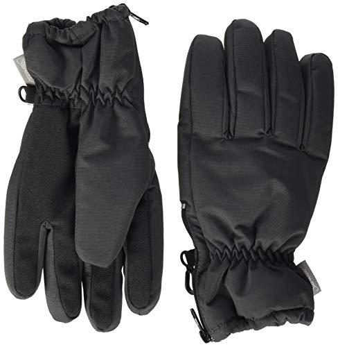 Sterntaler Unisex Kinder Fingerhandschuh Cold Weather Gloves, Eisengrau, 4 EU