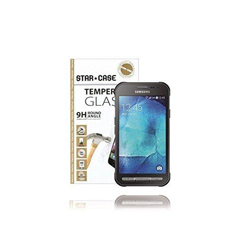 Vetro protettivo display Samsung G388F Galaxy Xcover 3 Star-Case- TITAN Plus - ULTRA SOTTILE 0.3MM Vetro temperato