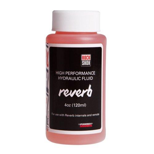 RockShox Reverb Hydrauliköl 2, 5 wt, 120ml, 11.4315.021.070 Oel, schwarz