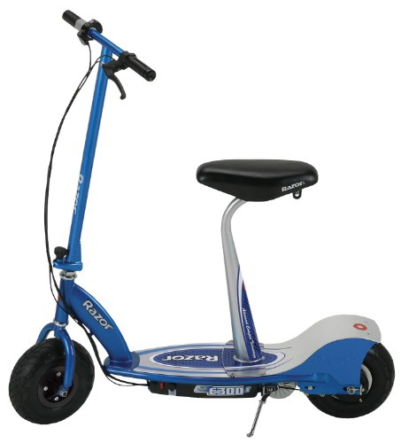 TITLE_Razor E300S Seated Electric Scooter