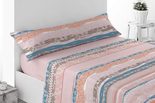 Energy Colors Textil - hogar - Seattle - Juego Sábanas
