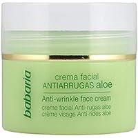 Babaria - Aloe Vera Antiarrugas - Crema Facial - 50 ml