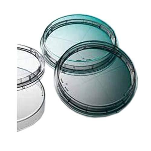 CORNING GOSSELIN BP94A-01 Polypropylene 100 mm x 15mm Slippable Slide Petri Dish, Sterile (Pack of 500)