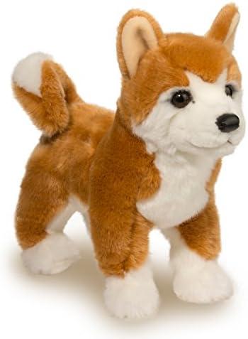 Basenji stuffed animal