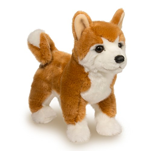 Douglas Dunham Shiba Inu Dog Plush Stuffed Animal
