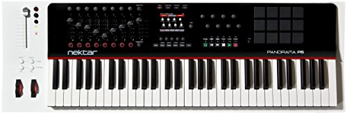Nektar Panorama P6 USB MIDI Keyboard Controller with Nektar DAW Integration