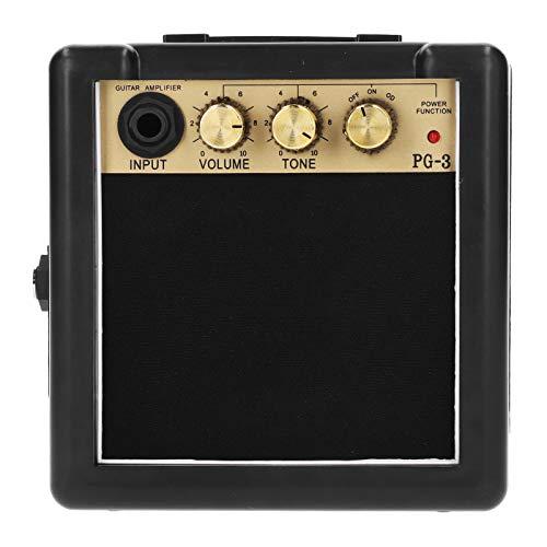 Altavoz de guitarra multifunción Amplificador de guitarra eléctrica portátil Accesorios de instrumentos...