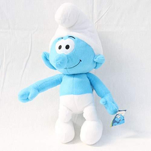 Die Schlümpfe Normal 38cm Film Puppe Plüsch Smurf Blau Super Soft