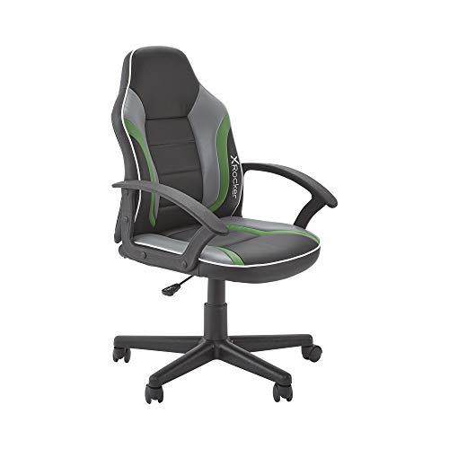 Preisvergleich Produktbild X-Rocker Saturn Esport Gaming-Stuhl mit Rollen,  mittellehne,  UniversaL
