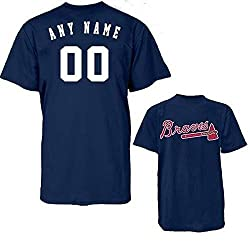 Atlanta Braves Custom Shirt