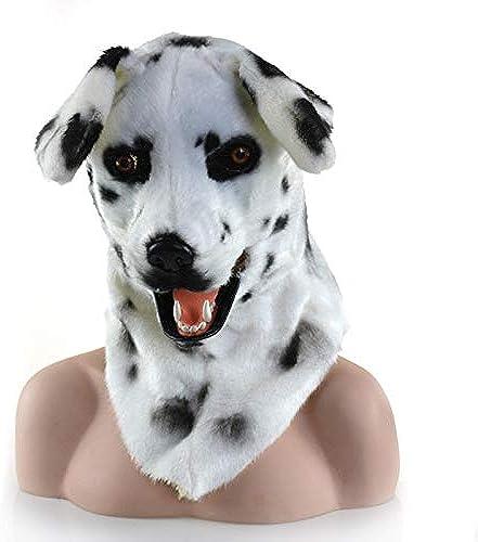 Fête XIANGBAO-Masques DéguiseHommest de Fausse Fourrure pour Adulte ( Couleur   blanc , Taille   2525 )