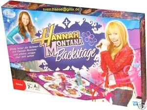 Hannah Montana Backstage